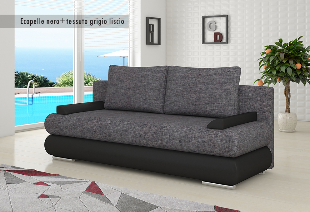 Stunning Letto Divano Singolo Gallery - acrylicgiftware.us ...