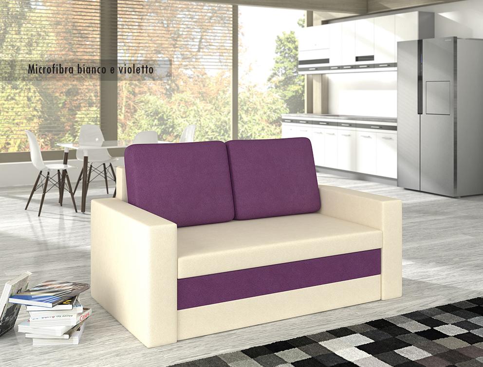 Divano letto 2 posti cannes - Dimensione divano 2 posti ...