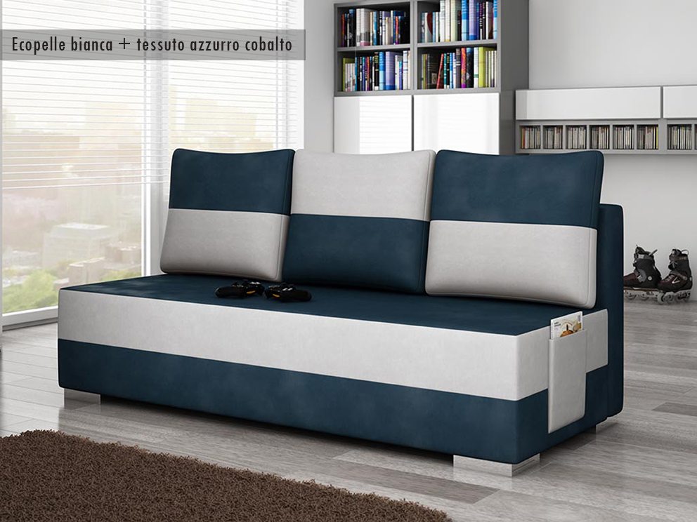 Divano letto 3 posti bilbao - Casa del divano letto ...